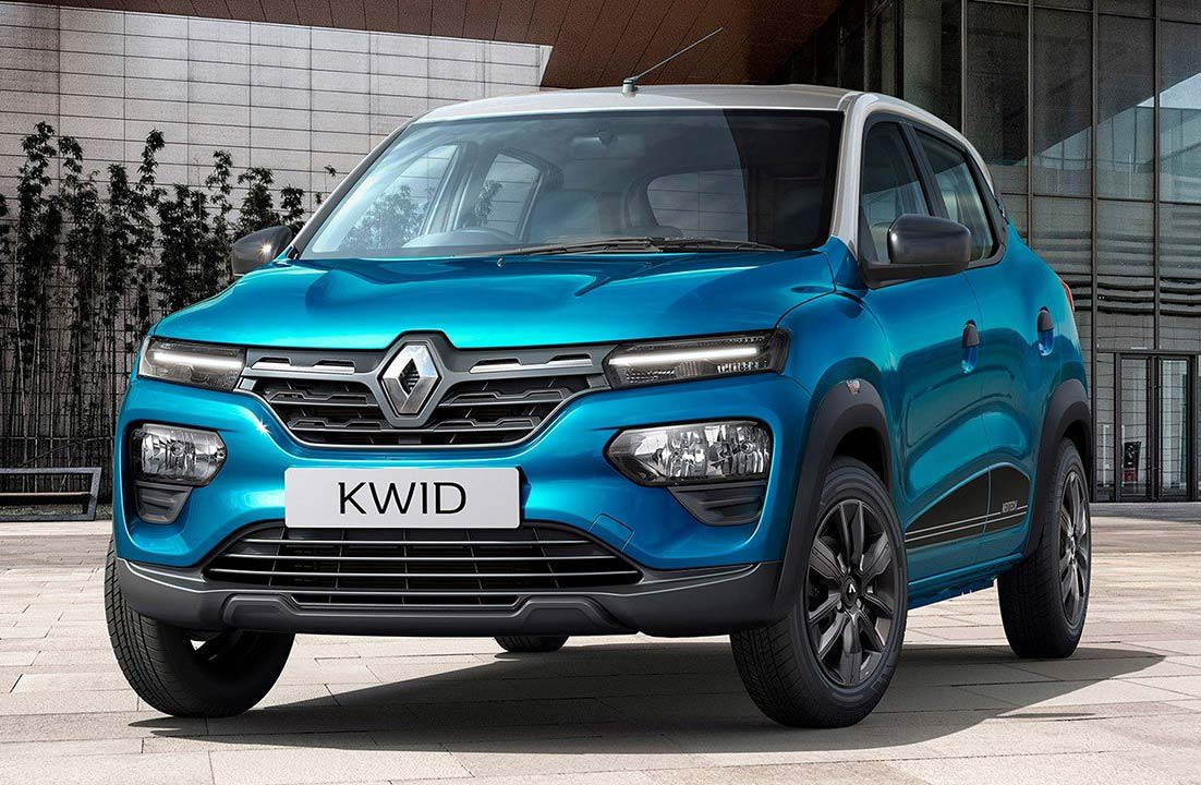 Los cambios del Renault Kwid regional