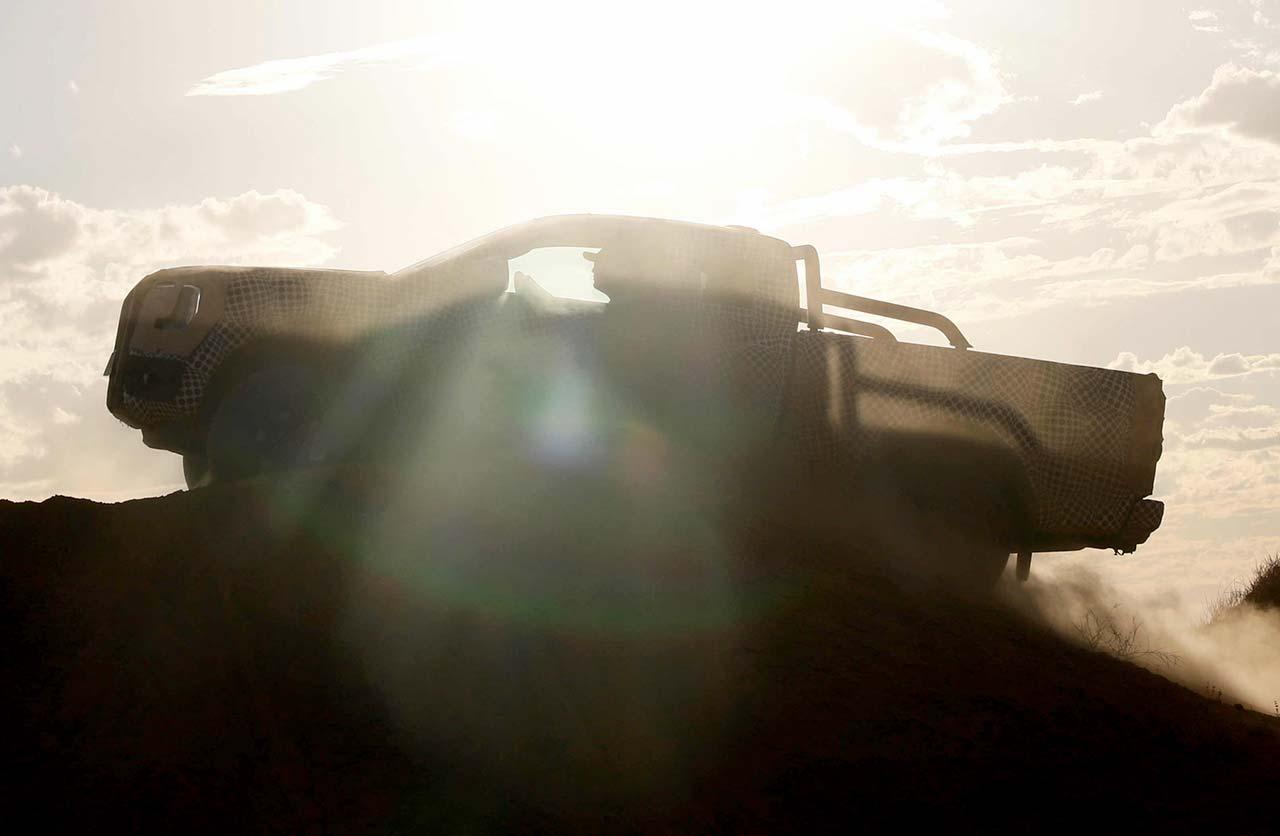 Argentina desde 2023: Ford anticipa la nueva Ranger