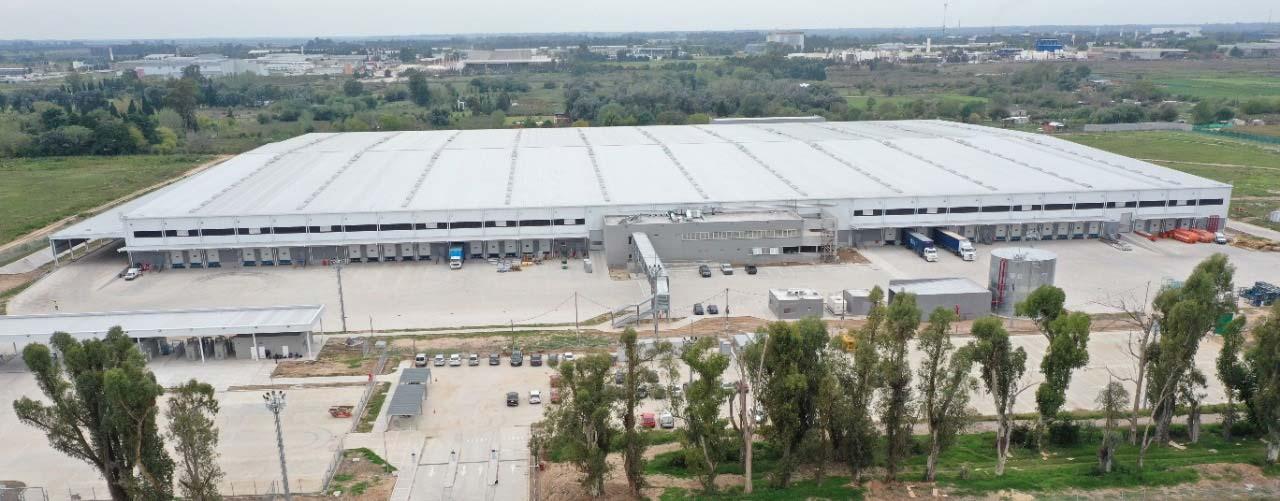 Centro Logístico Fátima de Volkswagen Argentina