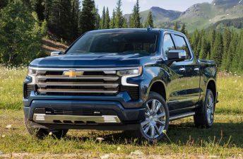 Chevrolet renovó la Silverado: ¿llegará?