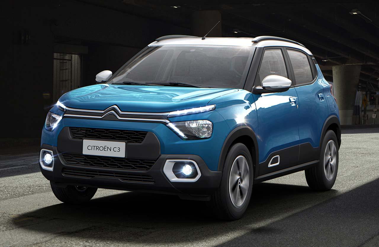 Con ustedes, el nuevo Citroën C3 para Argentina