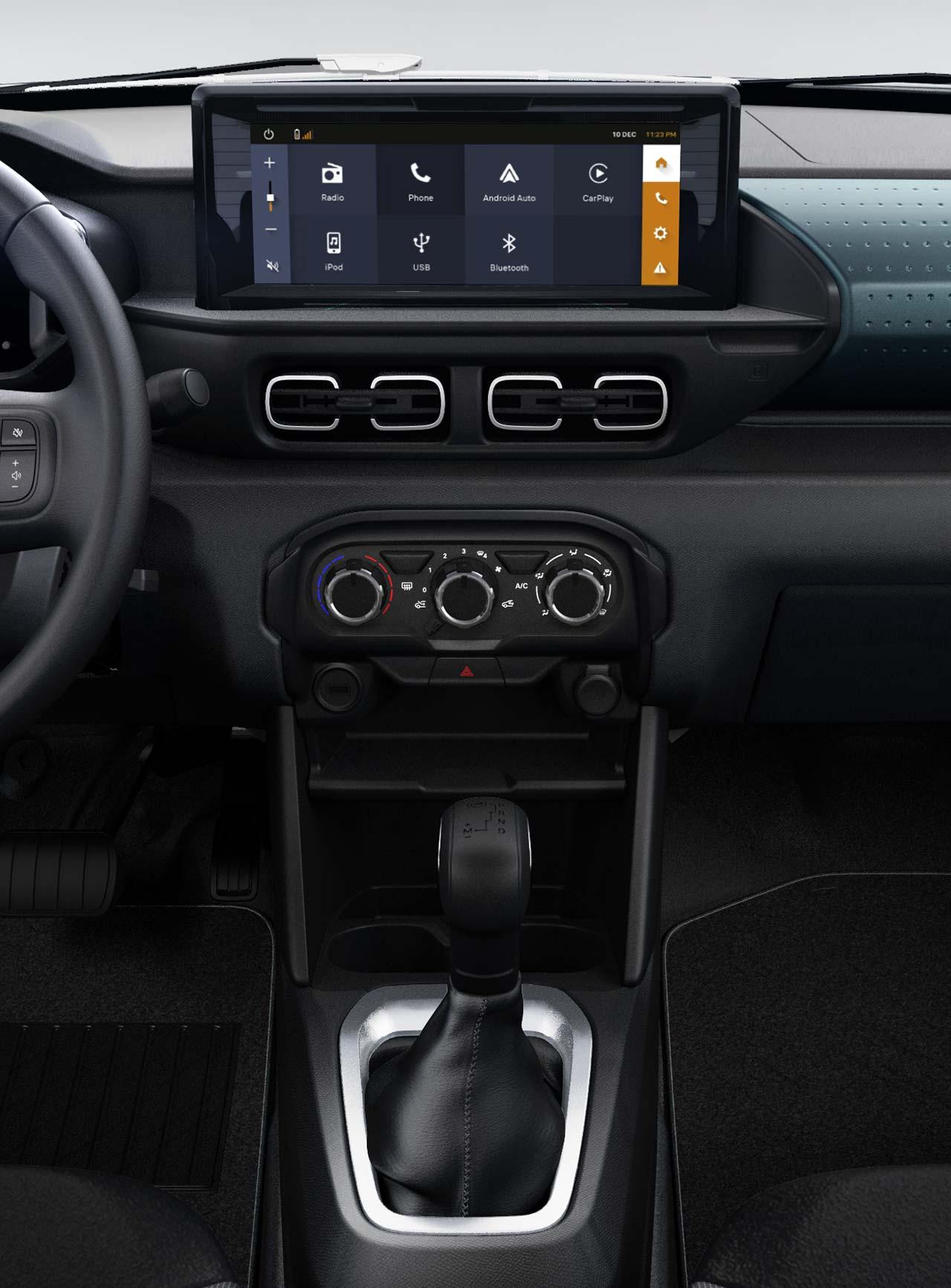 Interior Nuevo Citroën C3