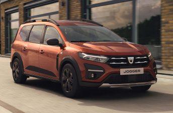 Jogger, el nuevo familiar de Dacia con estilo SUV