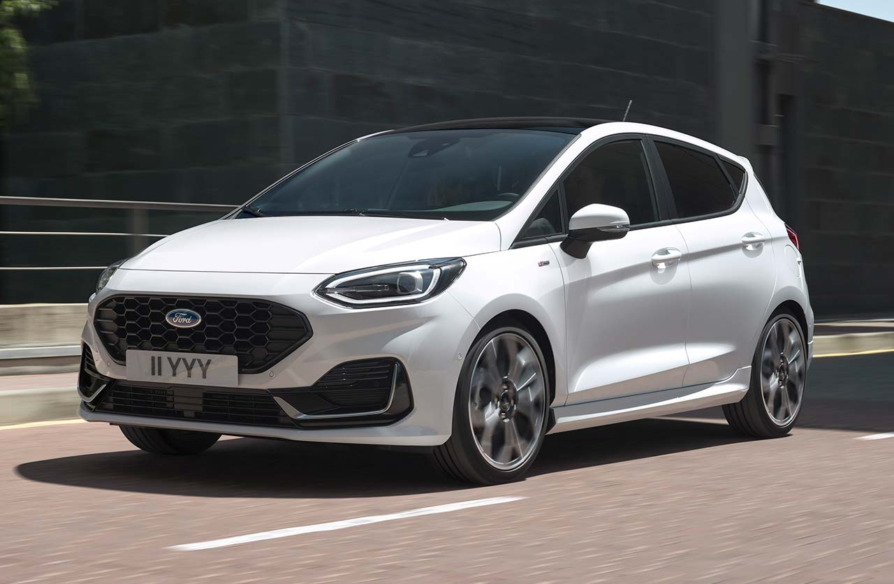 Ford Fiesta 2022 ST Line