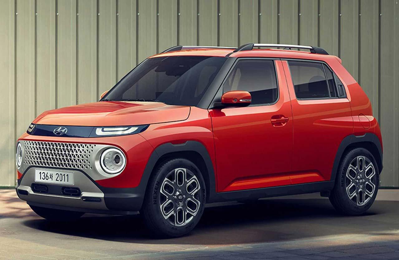Nuevo SUV: Hyundai presentó el pequeño Casper