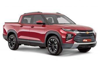 Nueva Chevrolet Montana: ¿será así?