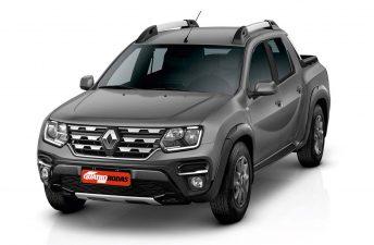 Nueva Renault Oroch turbo: ¿será así?