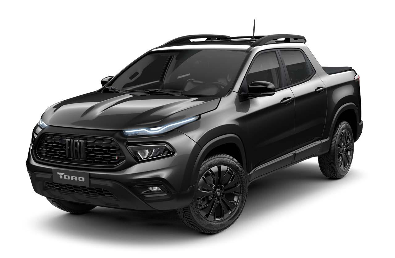 Nueva Fiat Toro Black Edition