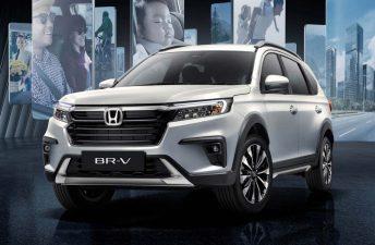 BR-V: Honda tiene un nuevo SUV