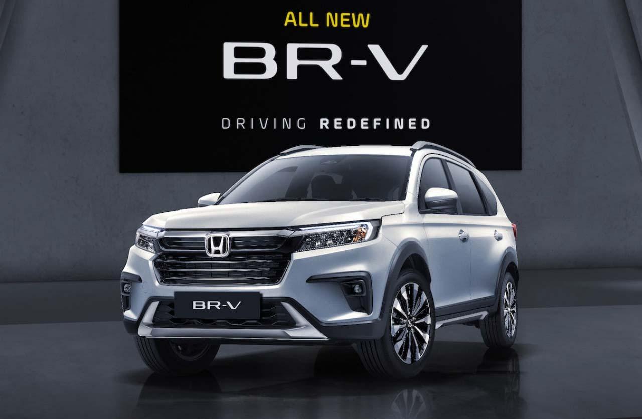Nueva Honda BR-V 2022