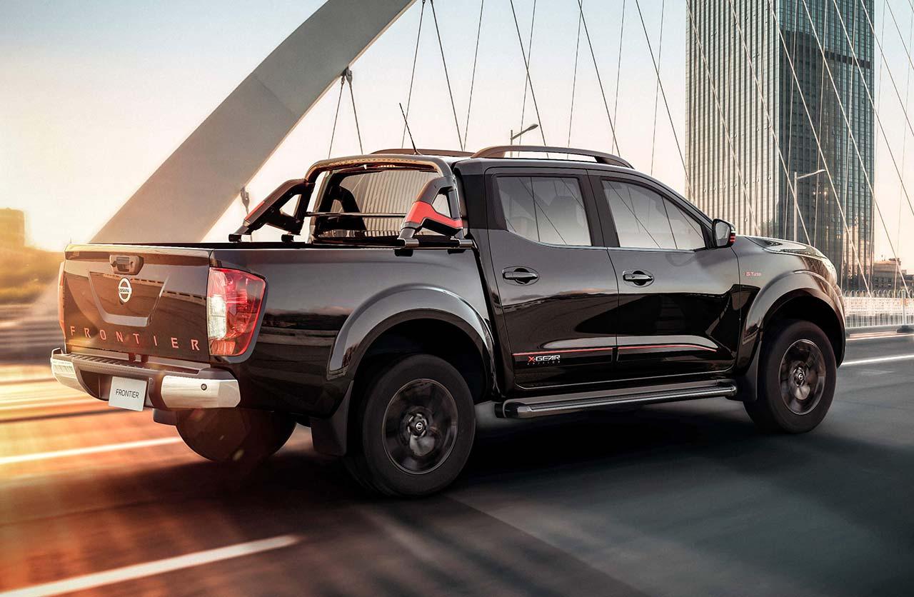 Nissan Frontier X-Gear+
