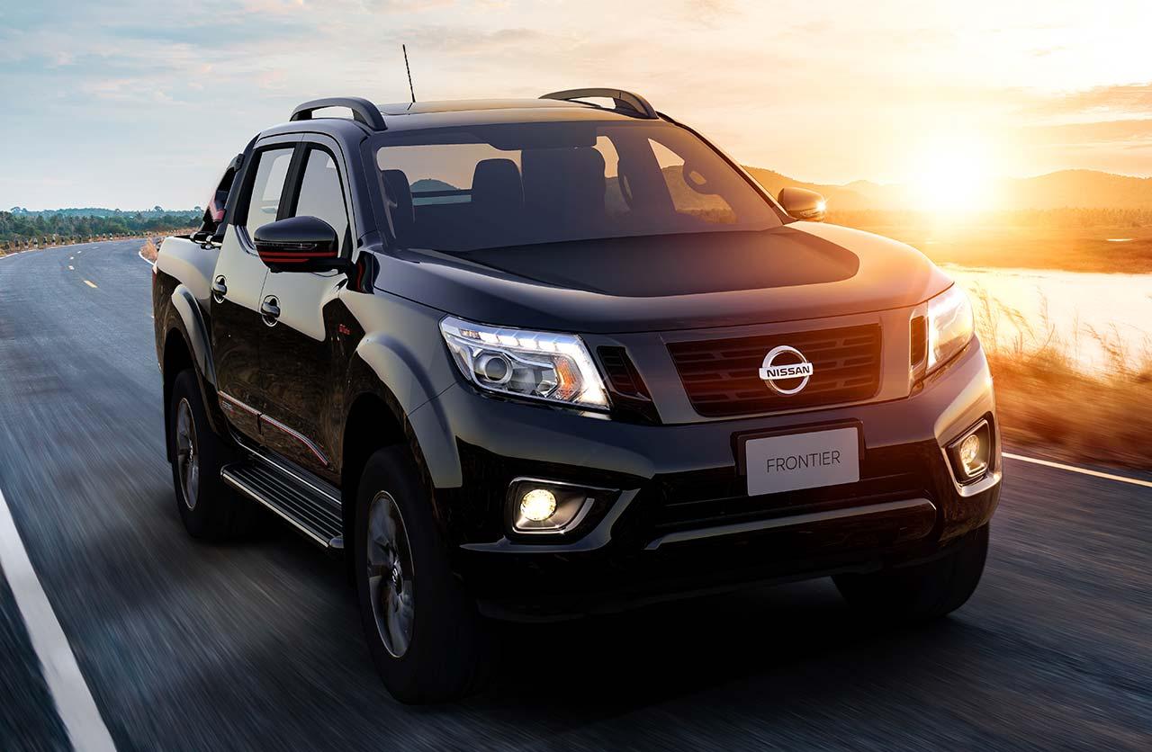 Nueva Nissan Frontier X-Gear+