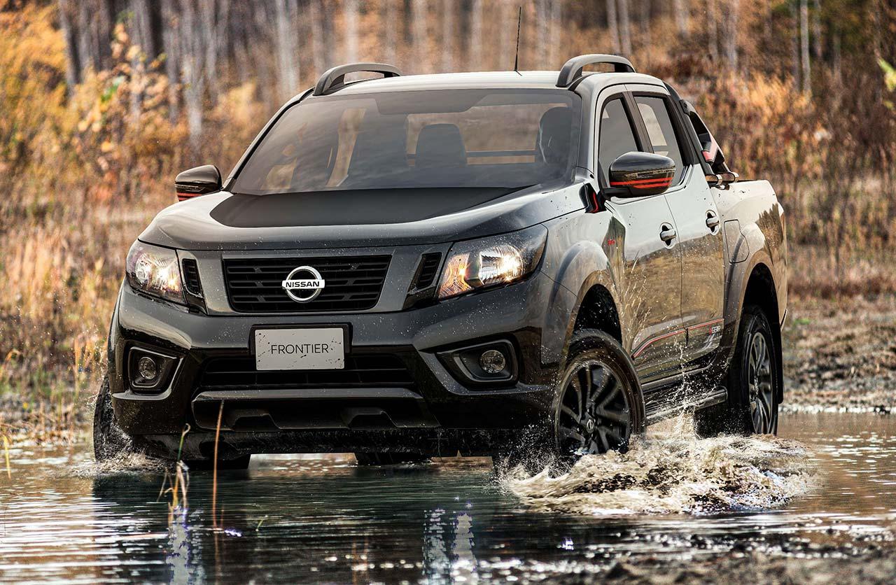 La Nissan Frontier sumó la X-Gear+
