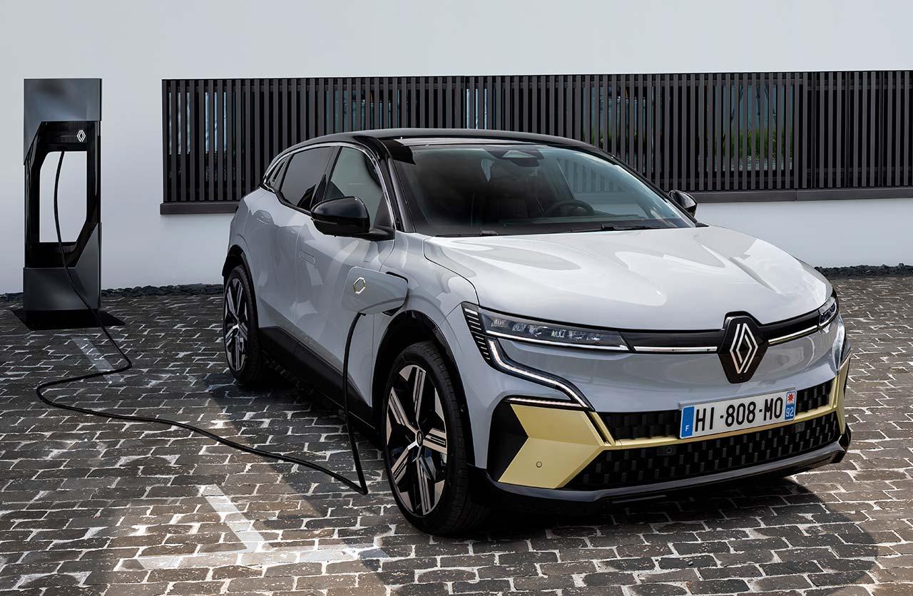 Nuevo Renault Mégane E-Tech Eléctrico