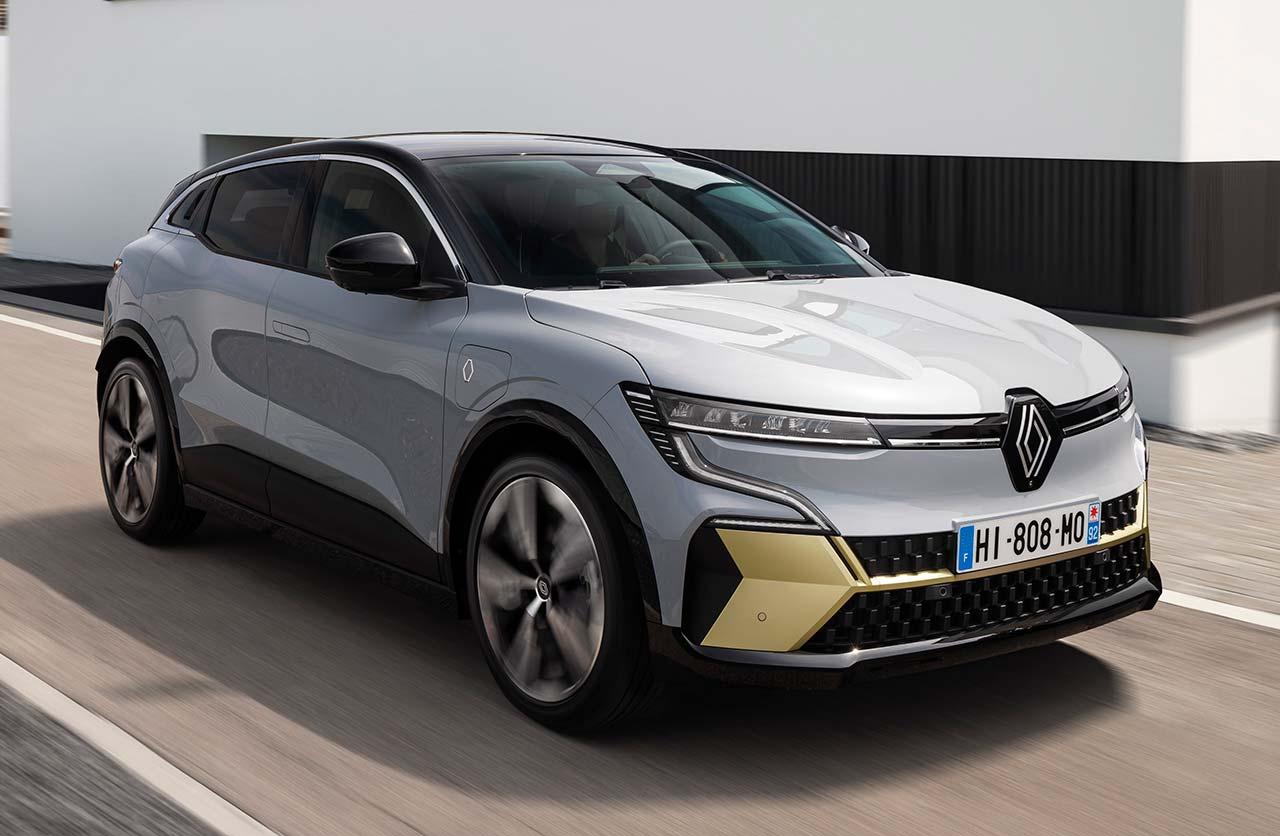 Hay un nuevo Renault Mégane: es eléctrico