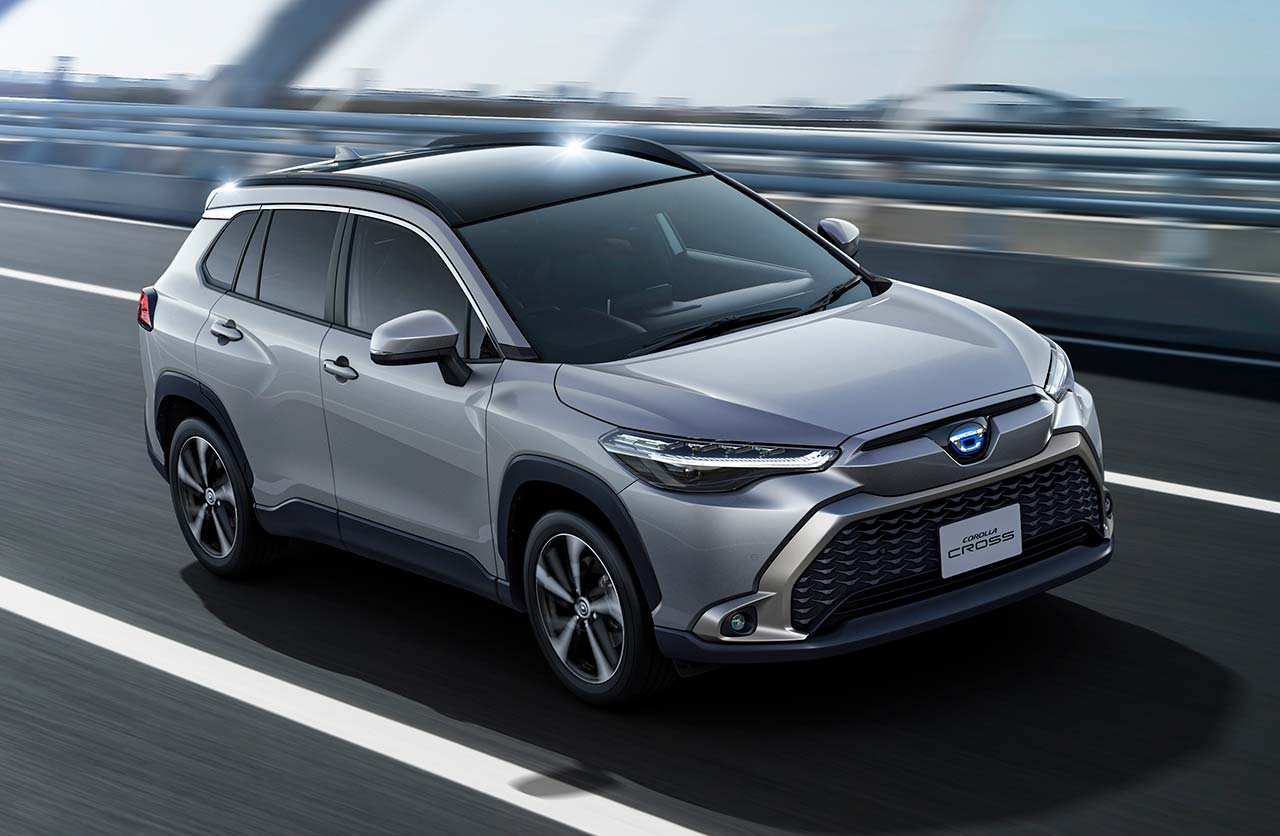 Toyota Corolla Cross 2022 (Japón)