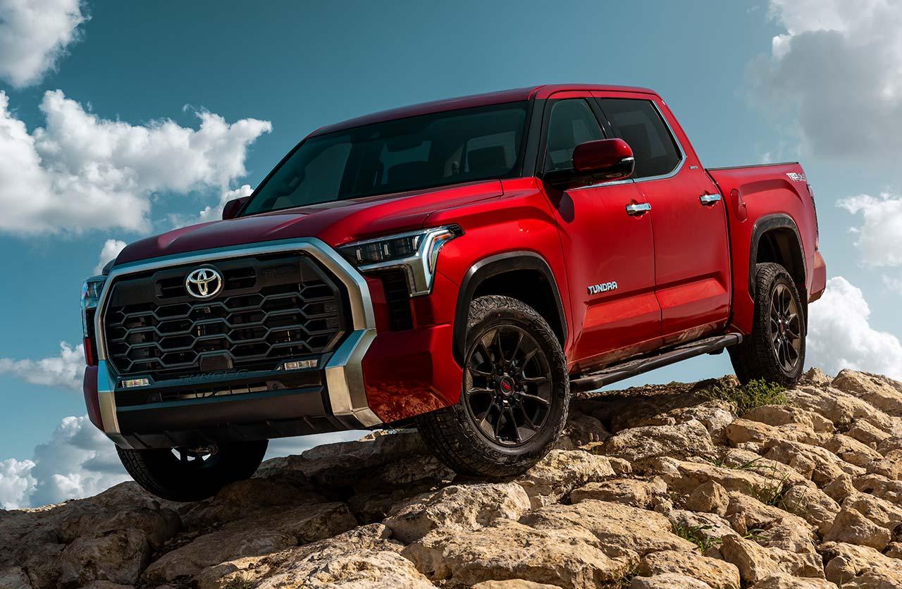 Nueva generación para la Toyota Tundra