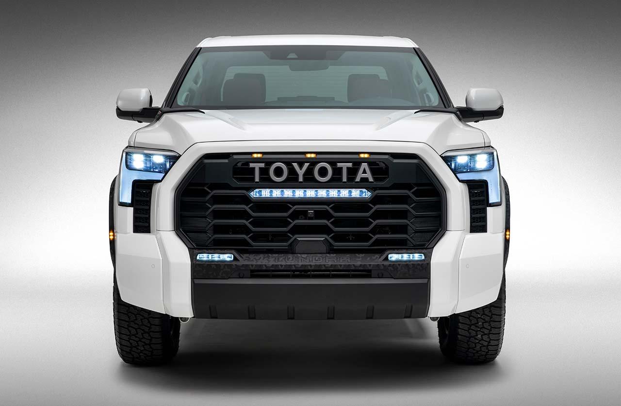 Nueva Toyota Tundra 2022
