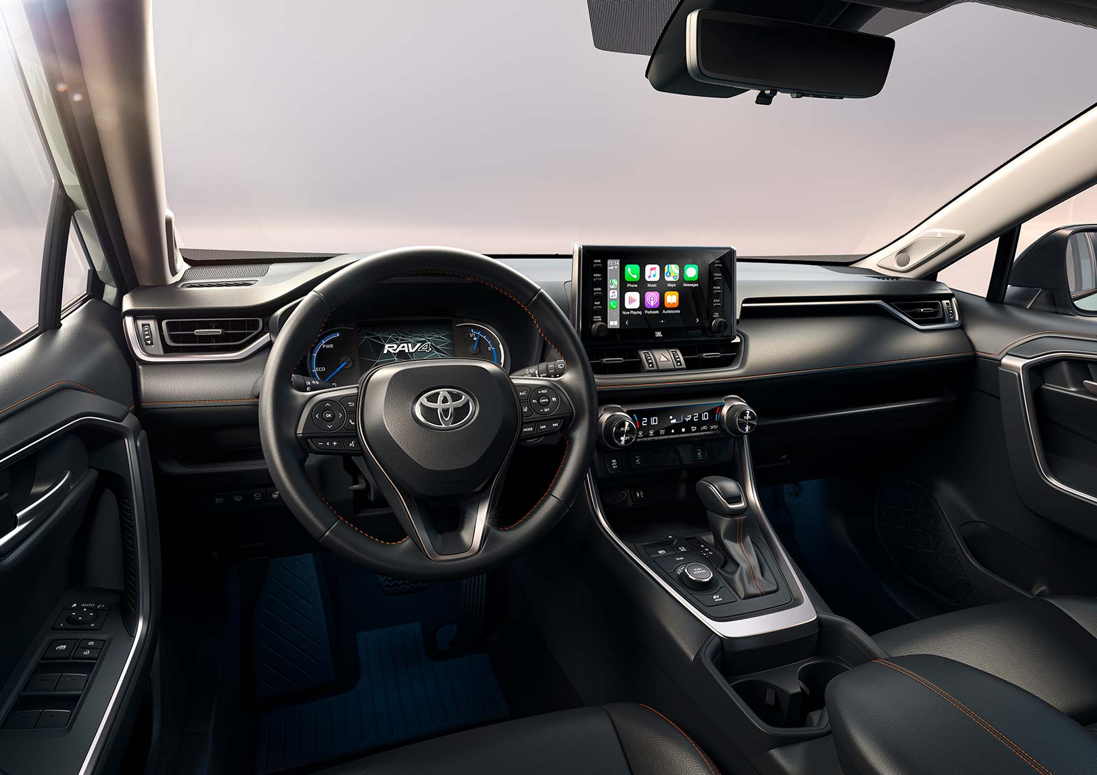 Interior Toyota RAV4 Adventure