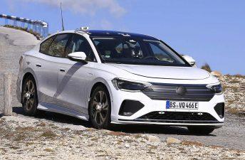 """Volkswagen desarrolla un """"Passat"""" eléctrico"""