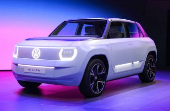 ID. Life: Volkswagen anticipa su eléctrico pequeño