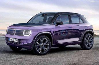 Anticipan el B-SUV eléctrico de Volkswagen