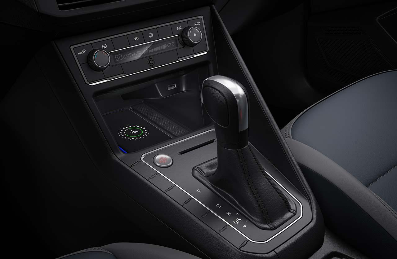 Caja automática Volkswagen Nivus 2022