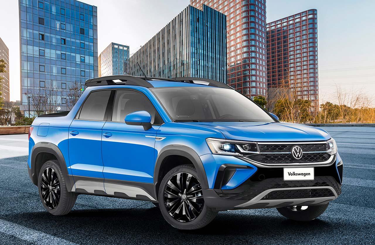 Volkswagen Tarok: nuevo anticipo