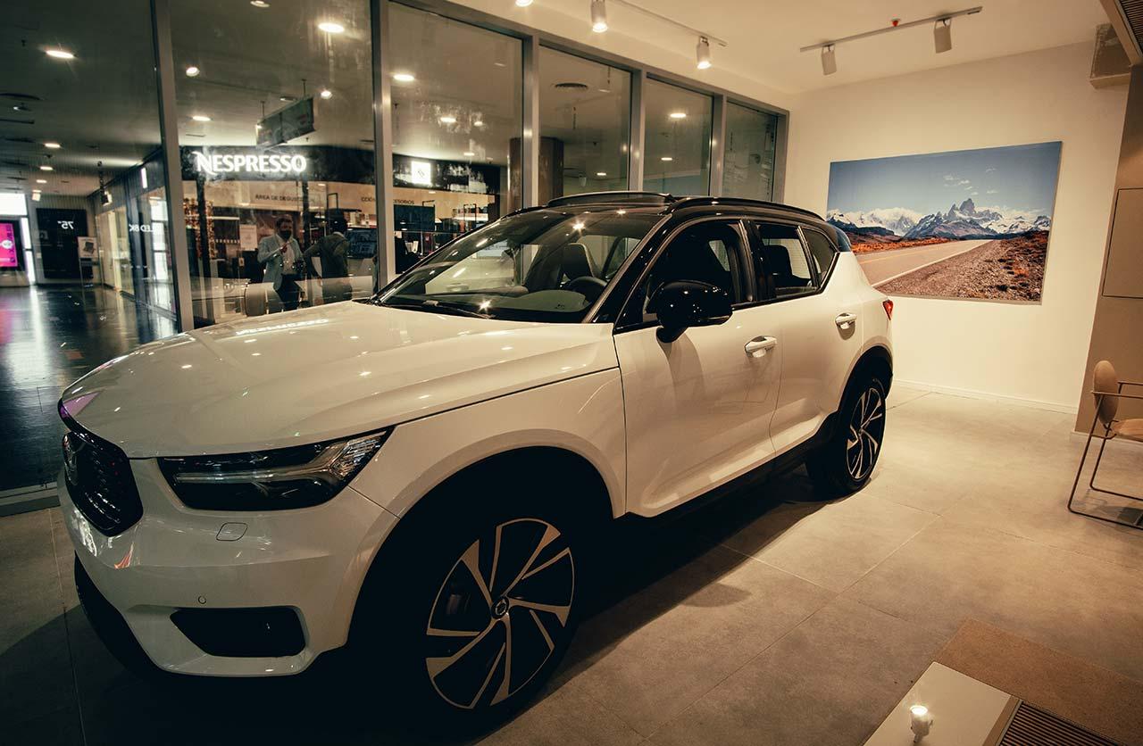 Volvo Concept Store