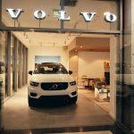 Volvo lanzó un Concept Store en Argentina