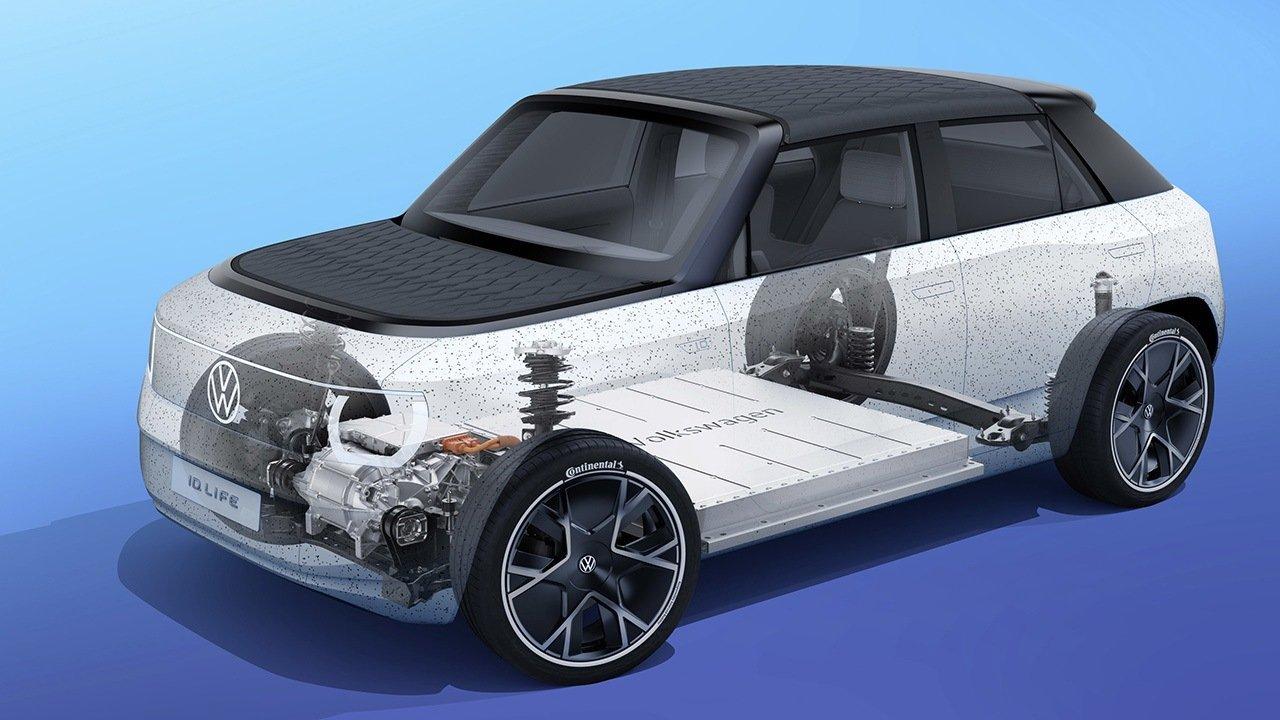 Plataforma Volkswagen ID.Life