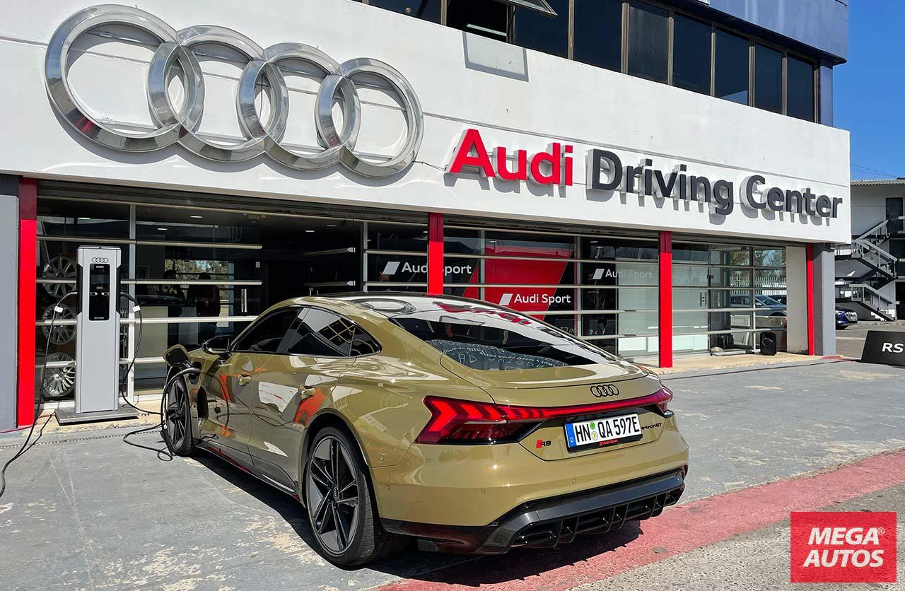 Audi RS e-troen GT