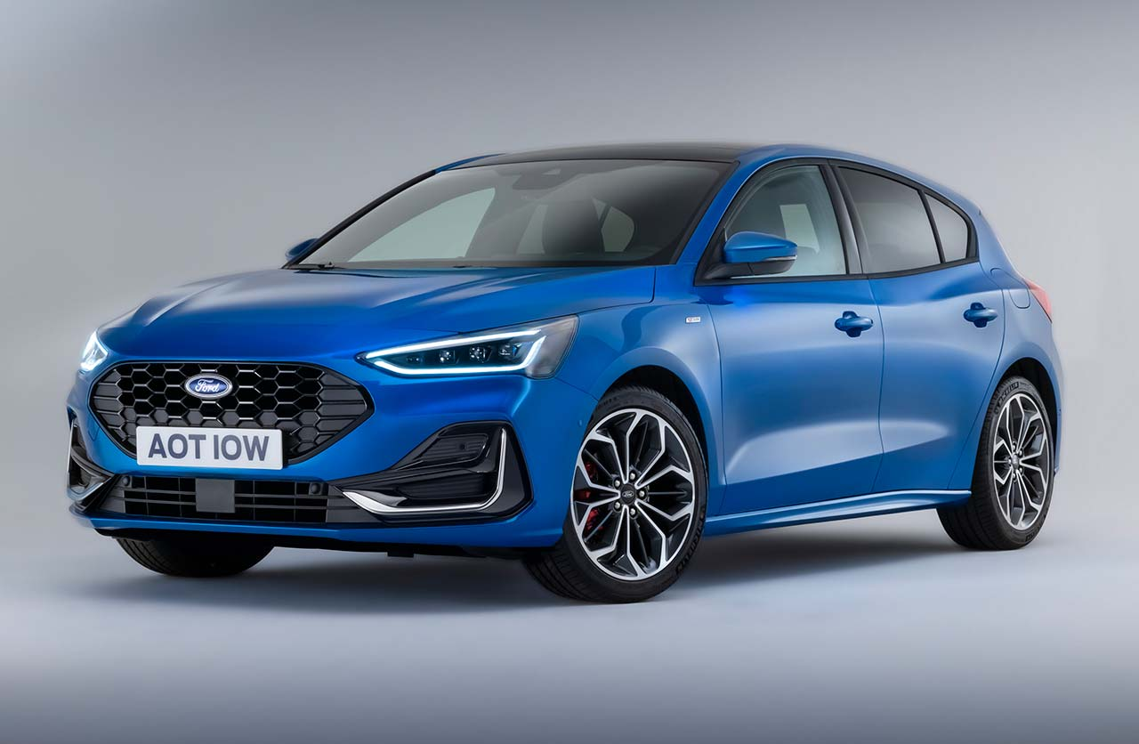 Ford actualizó el Focus
