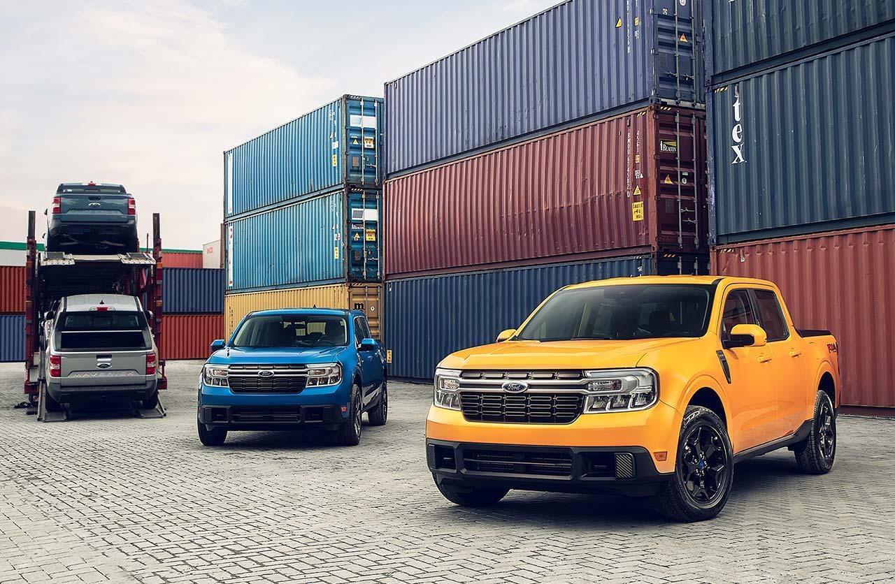 Ford prepara el lanzamiento de la Maverick en la región