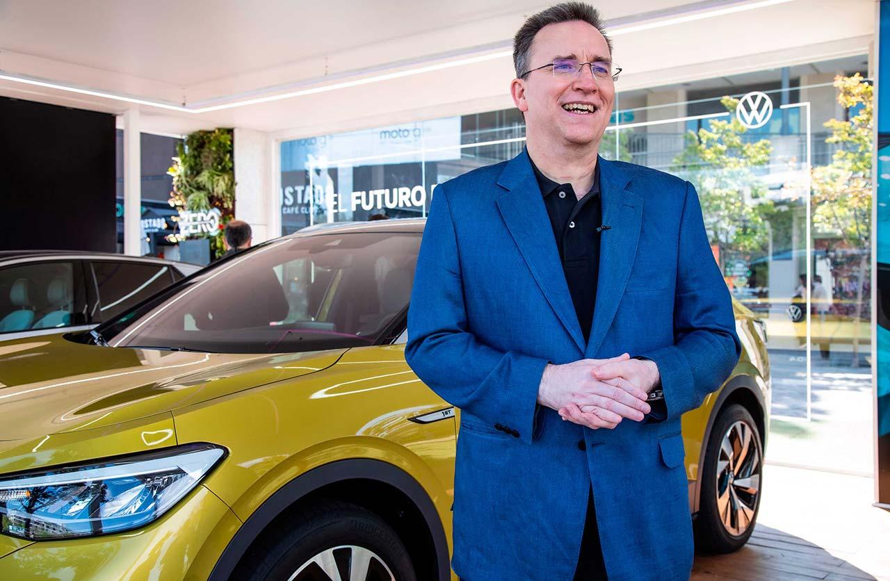 Thomas Owsianski, Presidente y CEO del Grupo Volkswagen Argentina