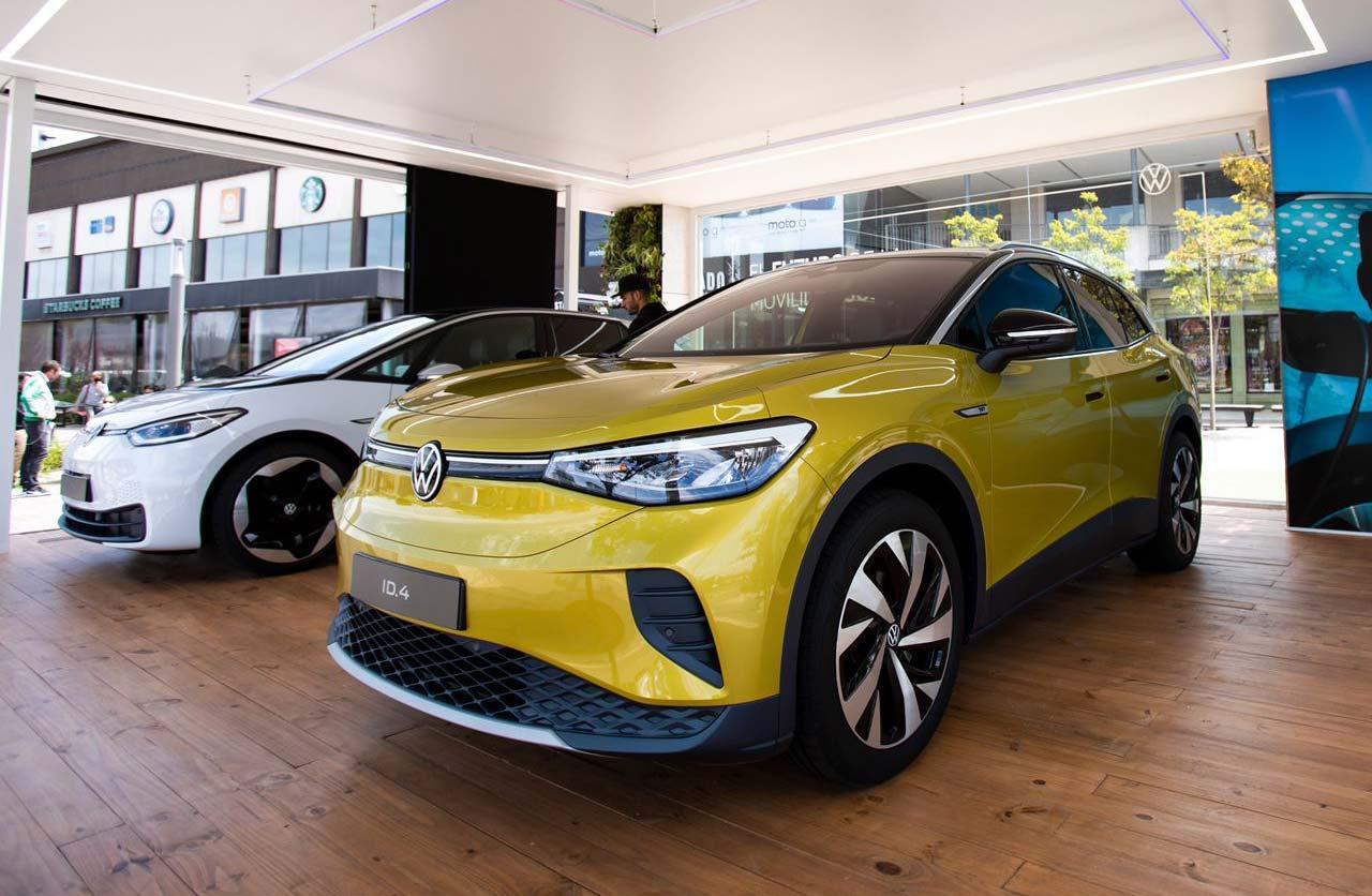 Volkswagen ID.3 y ID.4 autos eléctricos en Argentina