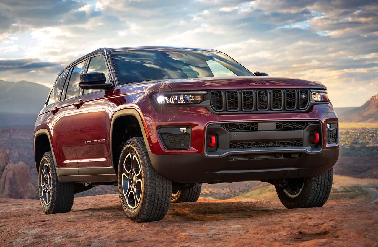 Nuevo Jeep Grand Cherokee Trailhawk 2022