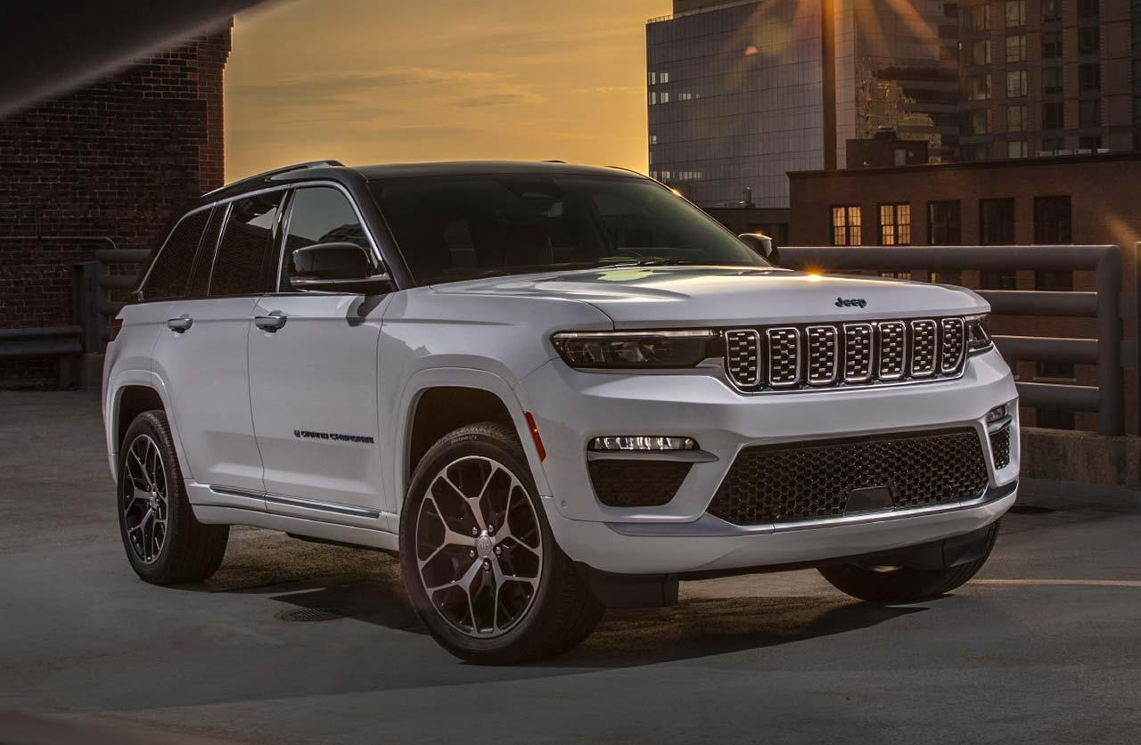 Jeep estrenó el nuevo Grand Cherokee