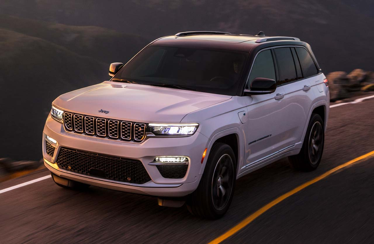 Nuevo Jeep Grand Cherokee 2022
