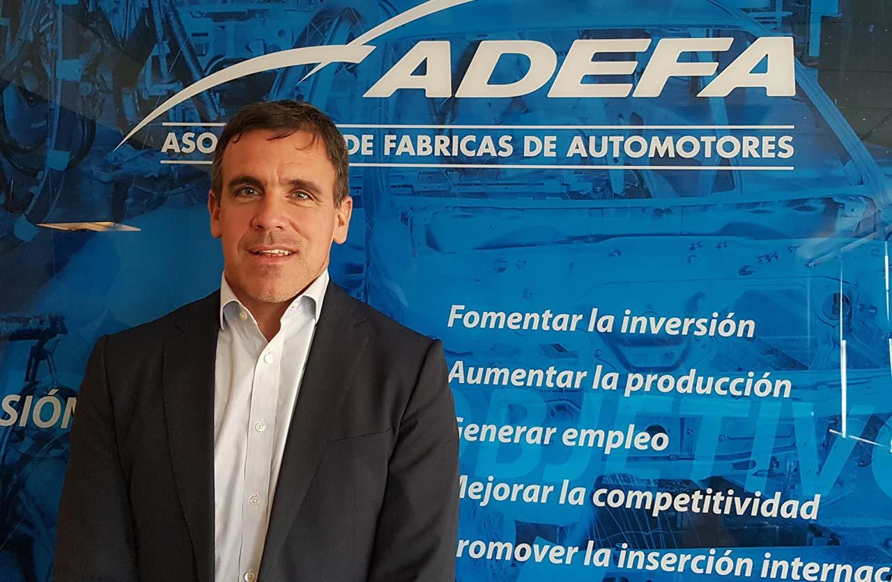 Martín Galdeano de Ford es el nuevo presidente de ADEFA