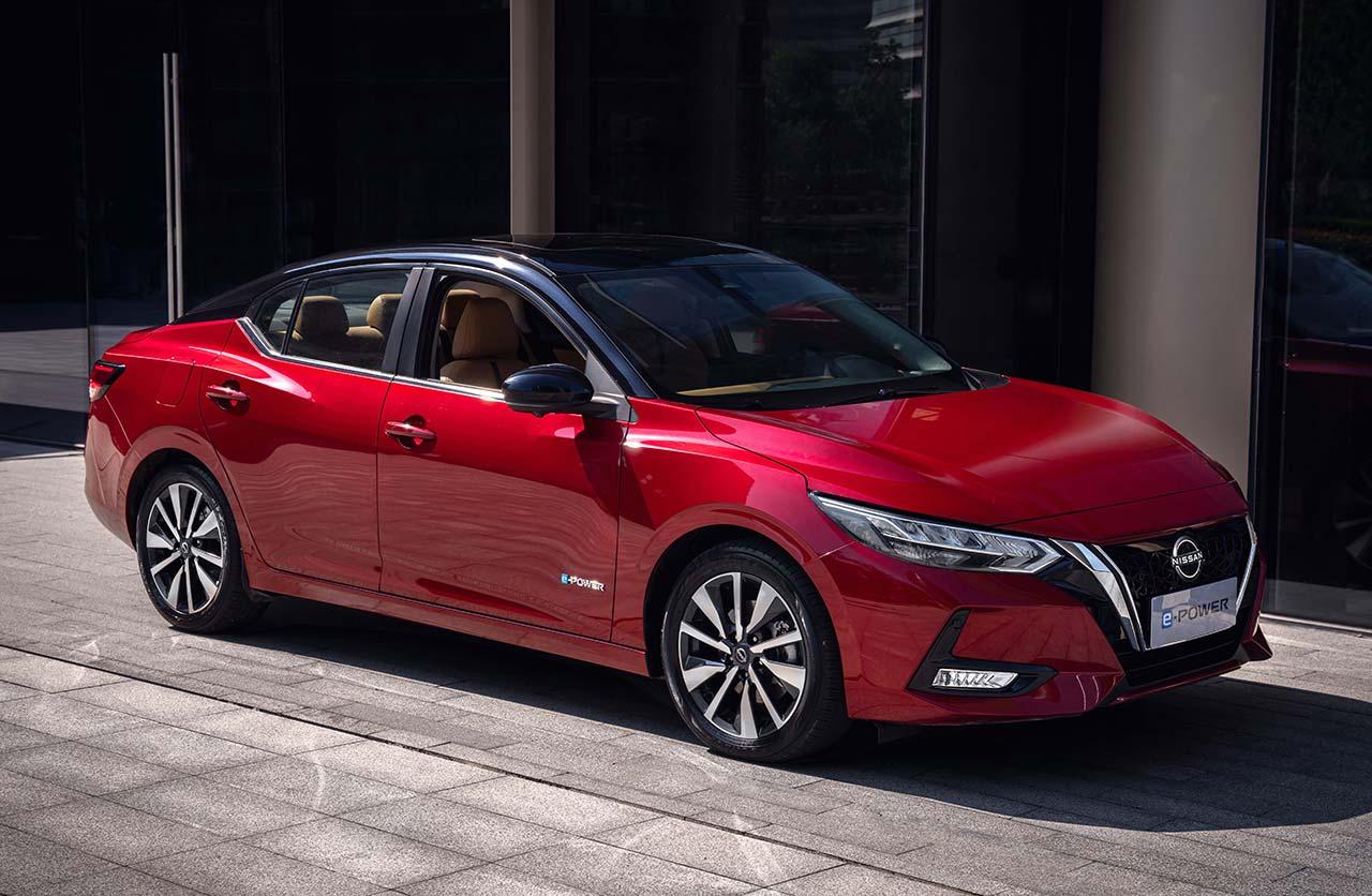 Así es el nuevo Nissan Sentra híbrido