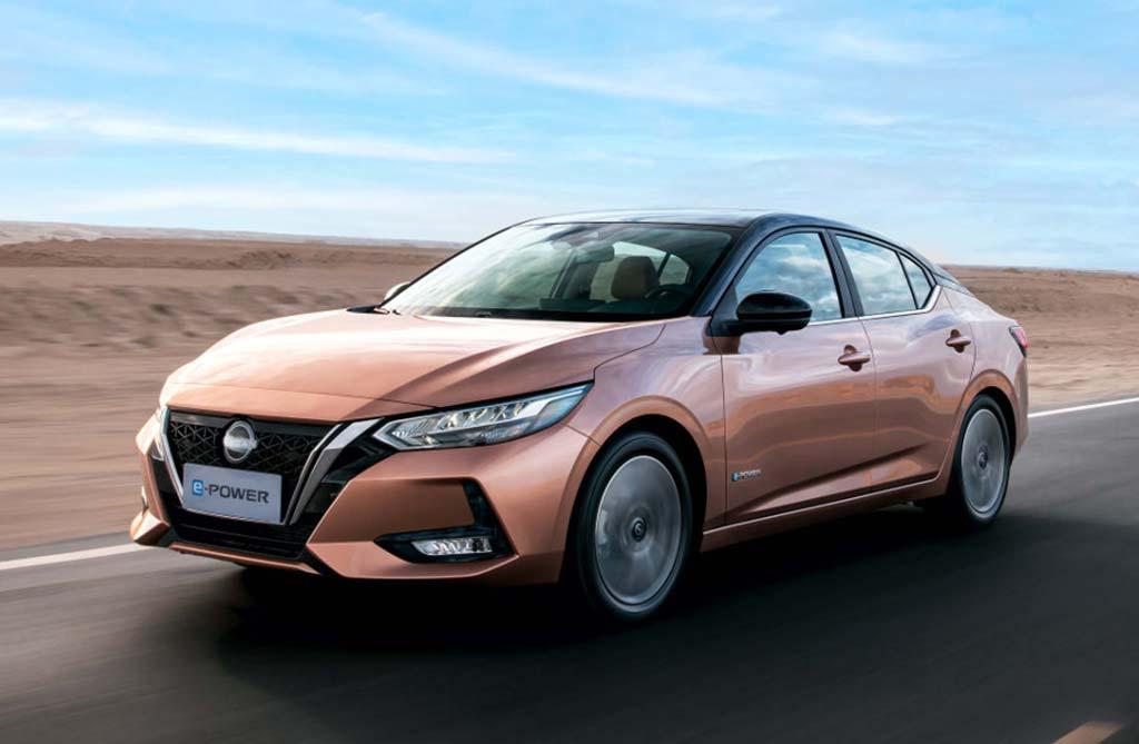 Nuevo Nissan Sentra híbrido