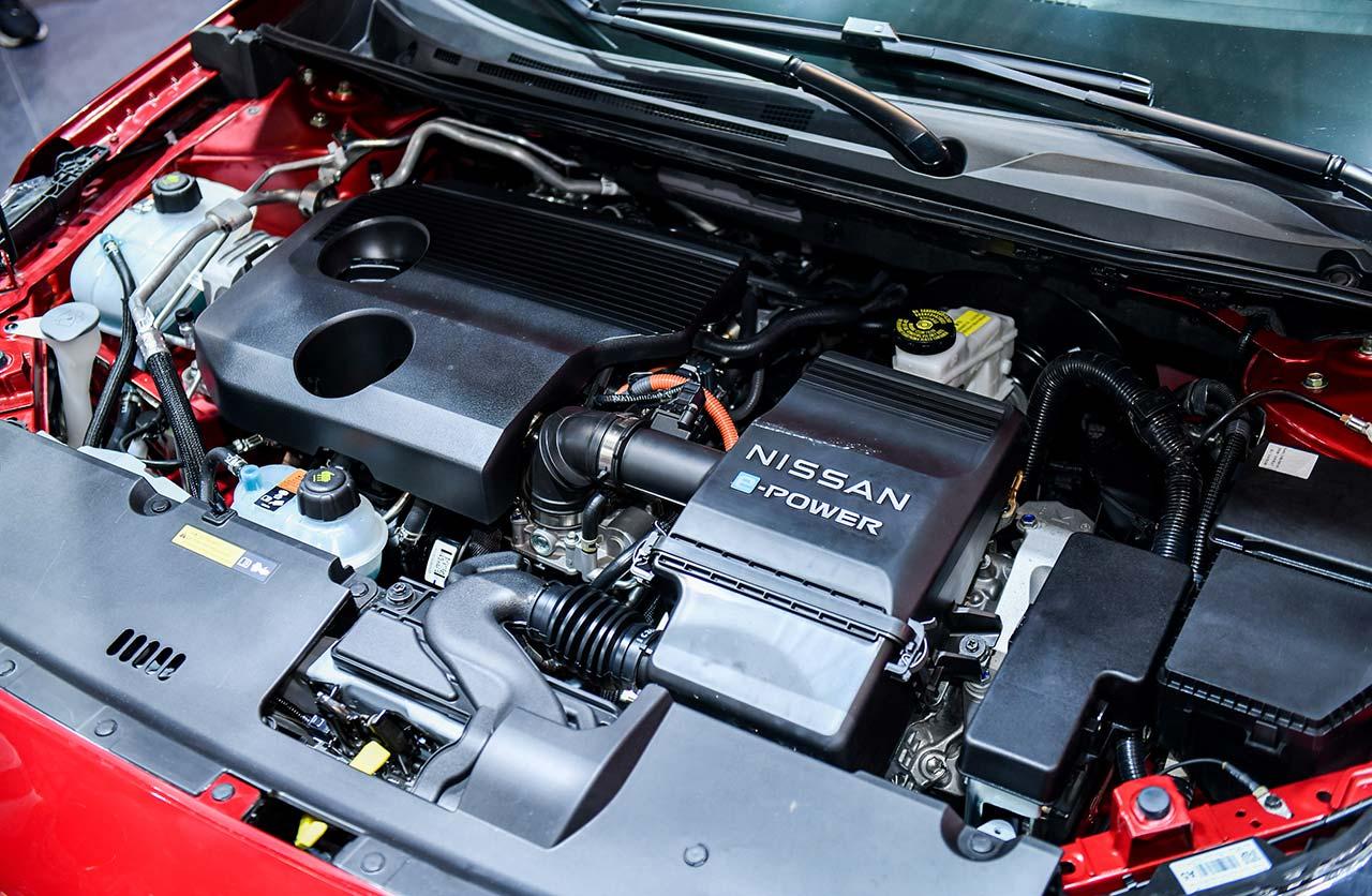 Nuevo Nissan Sentra motor híbrido