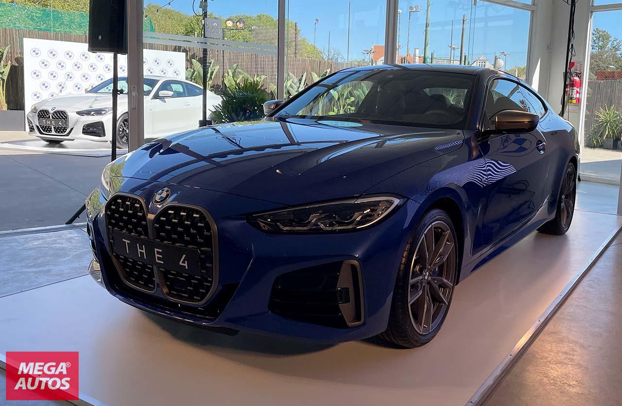 BMW lanzó el nuevo Serie 4 Coupé en Argentina