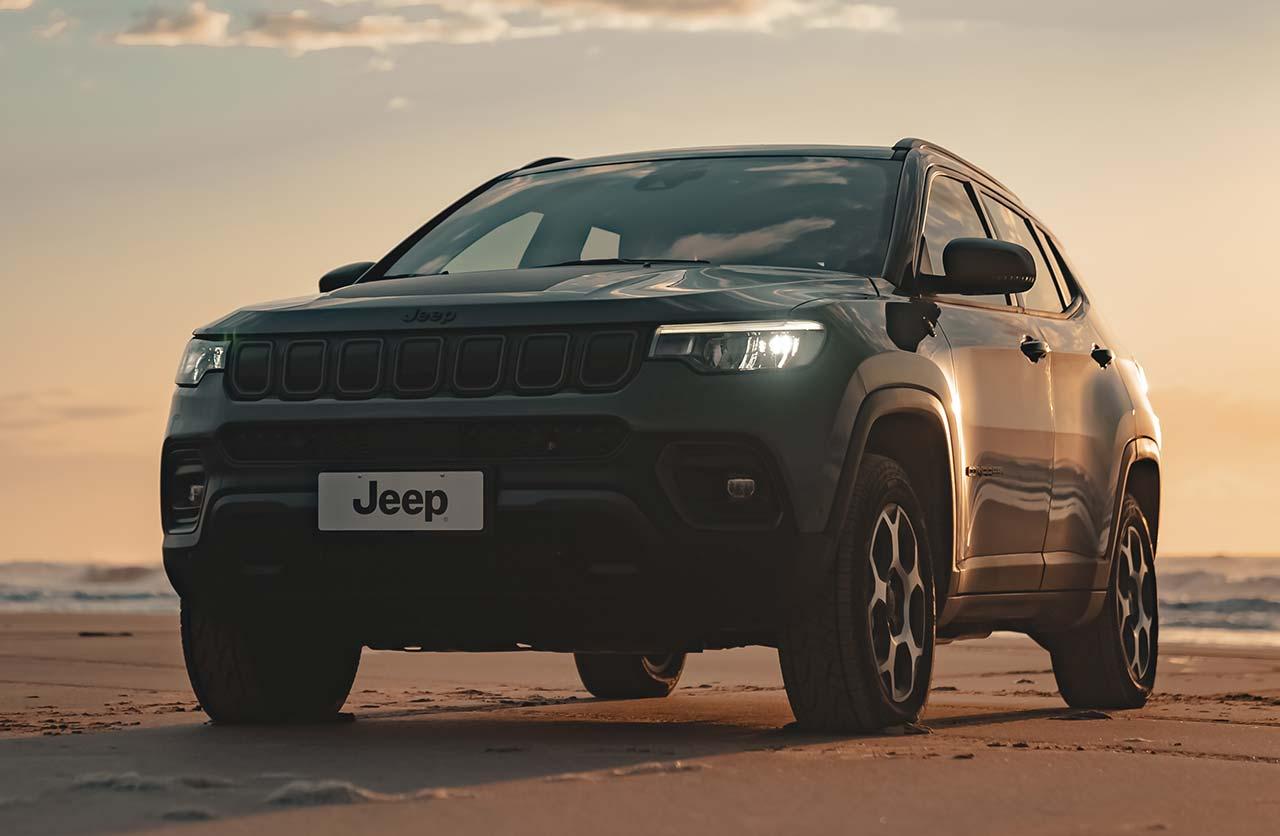 Jeep Compass 2022 en Argentina: qué cambió
