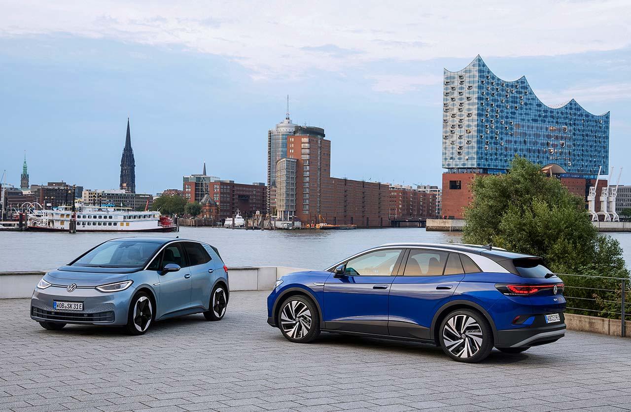 Volkswagen ID.3 y ID.4