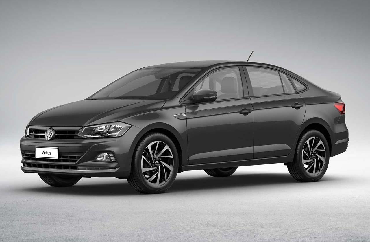 Volkswagen Virtus 2022: qué cambió