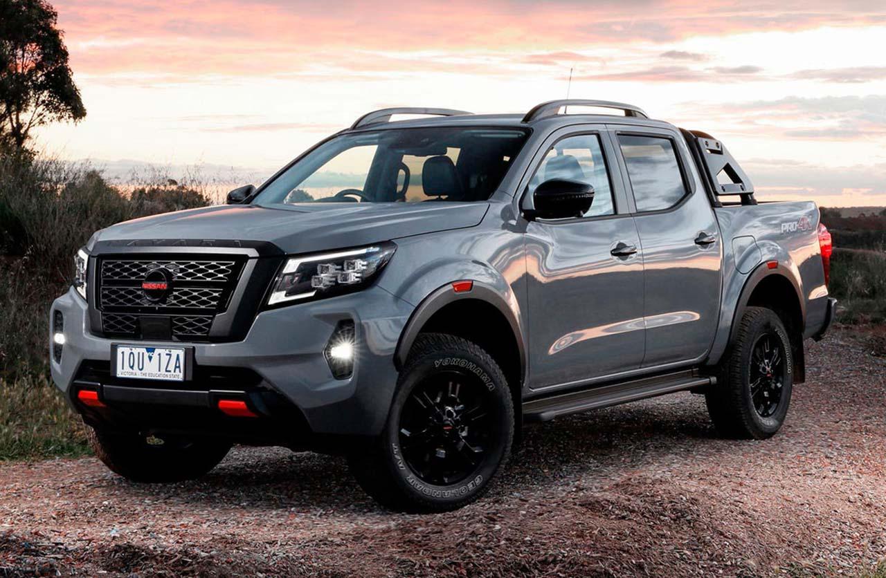 Nissan prepara el restyling de la Frontier nacional