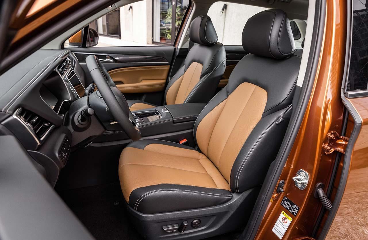 Interior Nuevo Dodge Journey 2022