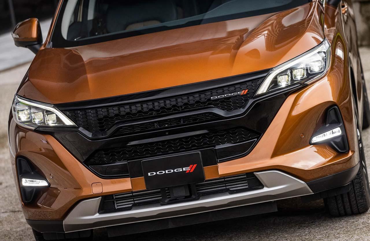 Nuevo Dodge Journey 2022